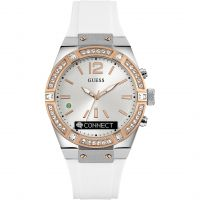 Reloj para Unisex Guess Connect Bluetooth Hybrid Smartwatch C0002M2