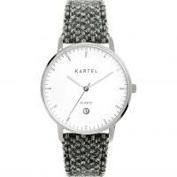 unisexe Kartel Scotland Tarbert 40mm Watch KT-HT-TAR1