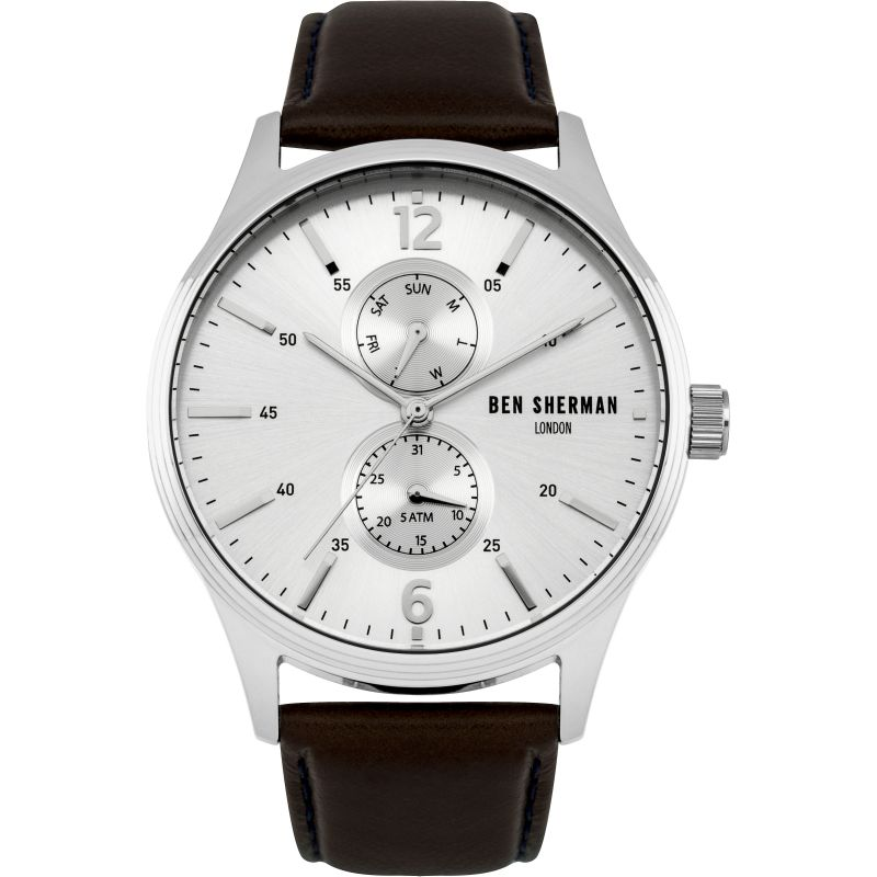Mens Ben Sherman London SPITALFIELDS VINYL Watch WB047BR