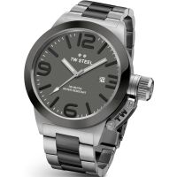 Mens TW Steel Canteen 45mm Watch CB0201