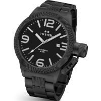 Mens TW Steel Canteen Automatic 45mm Watch CB0215