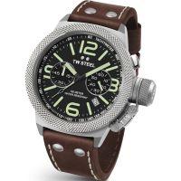 Herren TW Steel Canteen Chronograph 50mm Watch CS0024