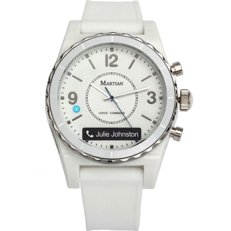 Unisex Martian Electra S10 Bluetooth Hybrid Smartwatch Watch