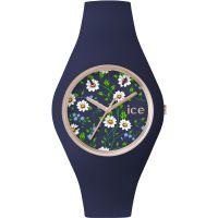 Damen Ice-Watch Ice Blume Klein Uhr
