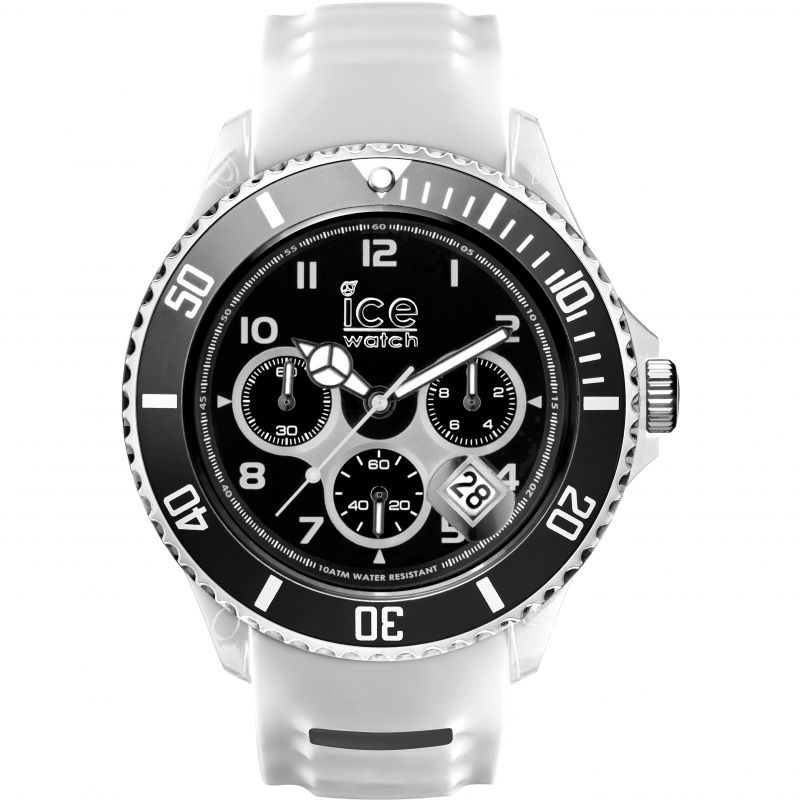 Mens Ice-Watch Ice-Sporty Big Big Chronograph Watch