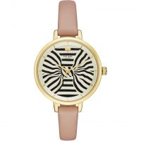 Ladies Kate Spade New York Metro Bow Watch