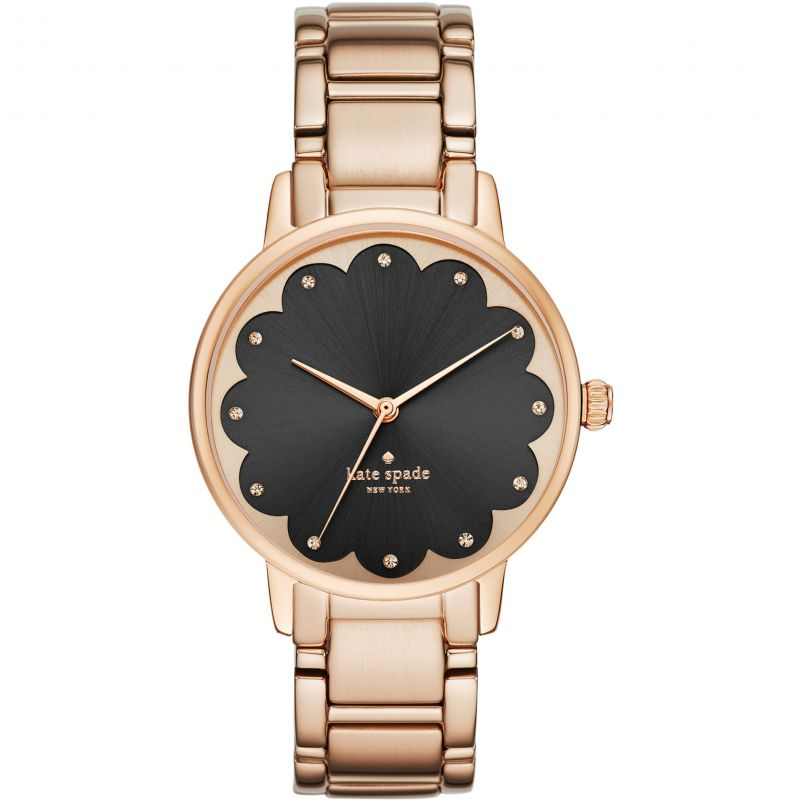 Ladies Kate Spade New York Gramercy Scalloped Watch