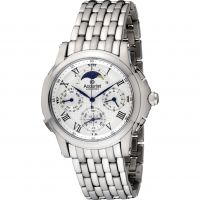 homme Accurist GMT Chronograph Watch GMT122W