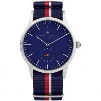 homme Smart Turnout Signature Watch STK3/NV/56/W-RN