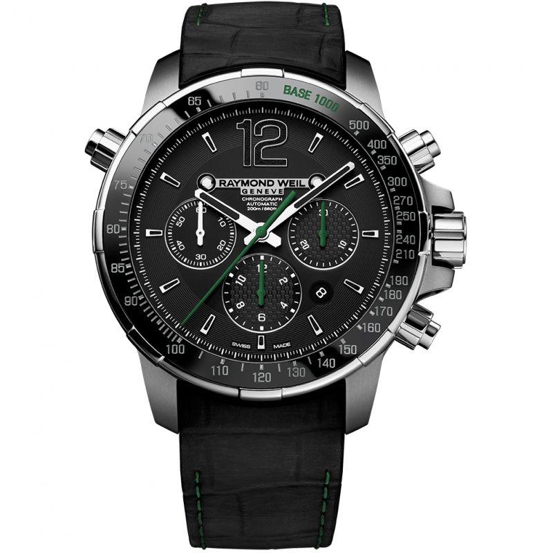 Mens Raymond Weil Nabucco Automatic Chronograph Watch
