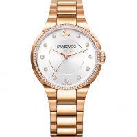 Damen Swarovski City Uhr