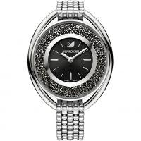 Damen Swarovski Crystalline Oval Watch 5181664