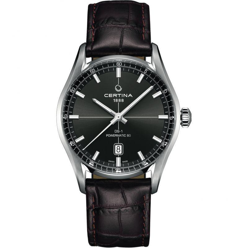 Herren Certina DS-1 Powermatic 80 Watch C0294071608100