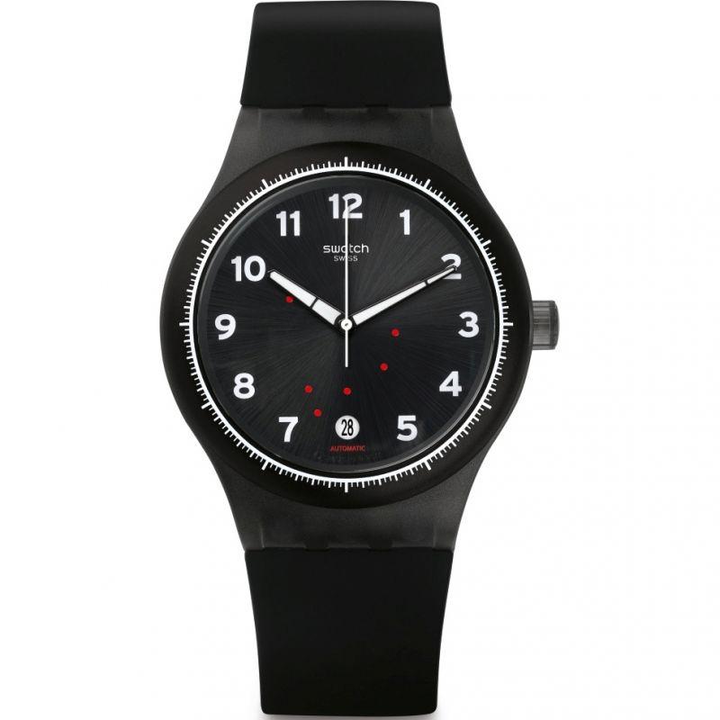 Unisex Swatch Sistem Gentleman Automatic Watch