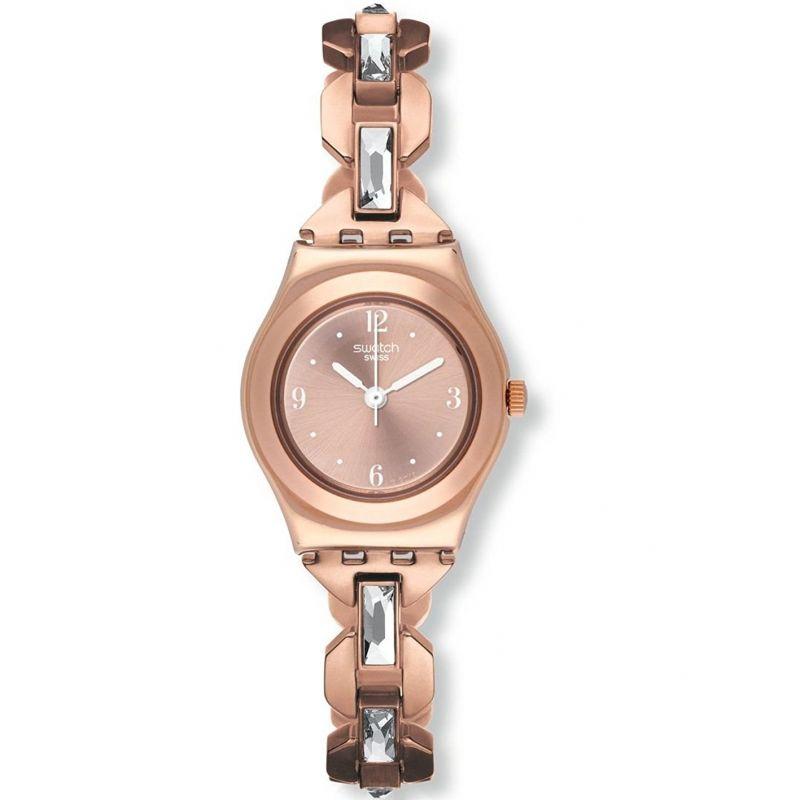 Ladies Swatch Octoshine Watch