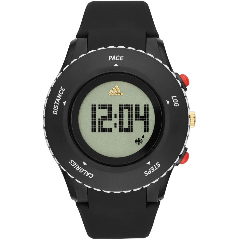 Unisex Adidas Performance Sprung Activity Tracker Chronograph Watch ADP3220