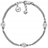 Ladies Emporio Armani Sterling Silver DECO EG3286040