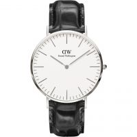 homme Daniel Wellington Classic 40mm Reading Watch DW00100028