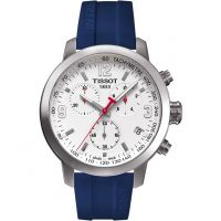Hommes Tissot PRC200 RBS 6 Nations 2016 Special Édition Chronographe Montre