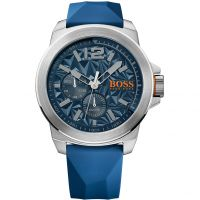 Herren Hugo Boss Orange New York Watch 1513348