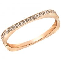 femme Swarovski Jewellery VIO BANGLE Watch 5182117