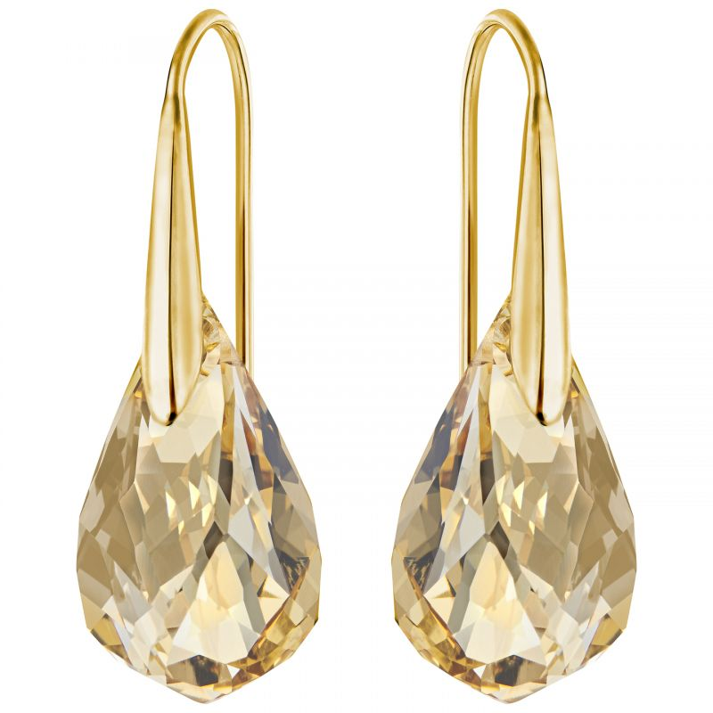 Swarovski Dames ENERGETIC EARRINGS PVD verguld Goud 5195920