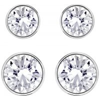 femme Swarovski Jewellery HARLEY EARRINGS Watch 5181485
