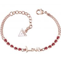 Damen Guess Rose vergoldet My Feelings 4U Armband