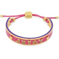Joyería para Mujer Juicy Couture Jewellery Layered In Couture Juicy Heart Enamel & Cord WJW685-422