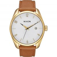 Damen Nixon The Patronenkugel Leder Uhr