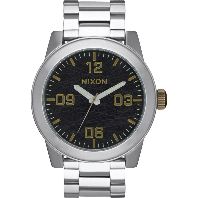 Mens Nixon The Corporal SS Watch A346-2222