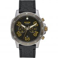 Zegarek męski Nixon The Ranger Chrono Leather A940-2222
