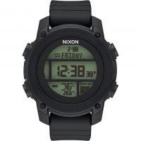 Herren Nixon The Einheit Drive Wecker Chronograf Uhr