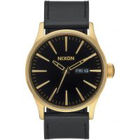 Reloj para Hombre Nixon The Sentry Leather A105-513