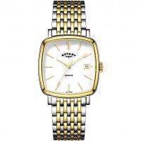 Herren Rotary Windsor Uhr