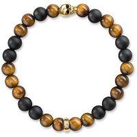 unisexe Thomas Sabo Jewellery Rebel At Heart Skull Bracelet Watch A1509-881-2-L17