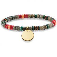 Damen Thomas Sabo Sterlingsilber Love Bridge Armband