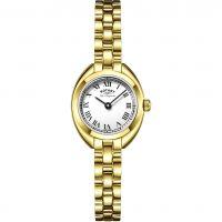 Damen Rotary Schweizer hergestellt Lucerne Quarz Uhr