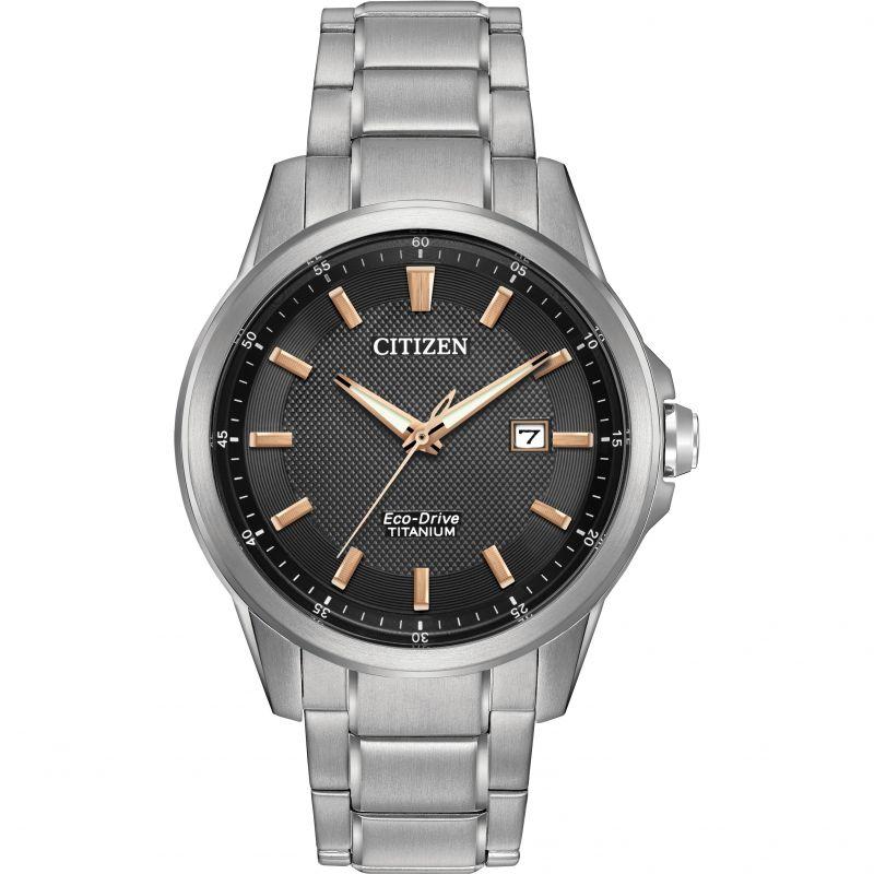 Mens Citizen Sport Ti Titanium Watch