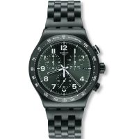 Herren Swatch Destination Manhattan Chronograph Watch YVM402G