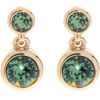 femme Karen Millen Jewellery CRYSTAL DOT EARRING Watch KMJ879-22-09