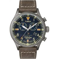 homme Timex The Waterbury Chronograph Watch TW2P84100