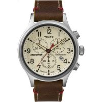 Timex Expedition Herrkronograf Brun TW4B04300