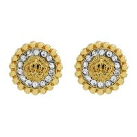 femme Juicy Couture Jewellery Jet Set Stud Earrings Watch WJW787-710