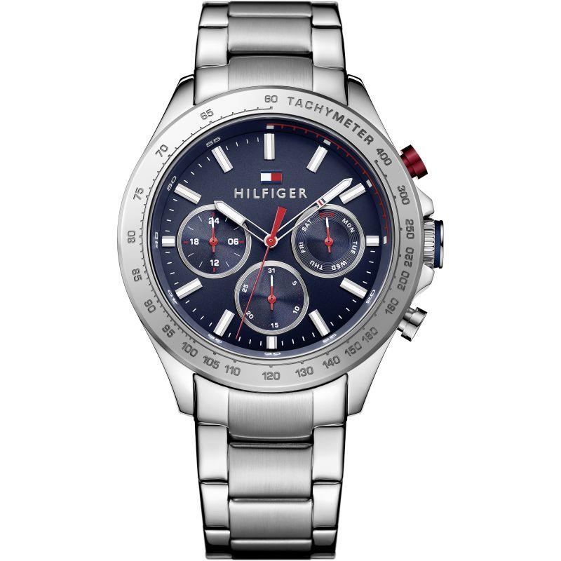 Mens Tommy Hilfiger Hudson Watch 1791228 by Watchshop
