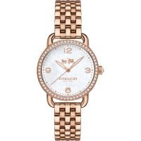 Coach Delancey Dameshorloge Rose 14502479