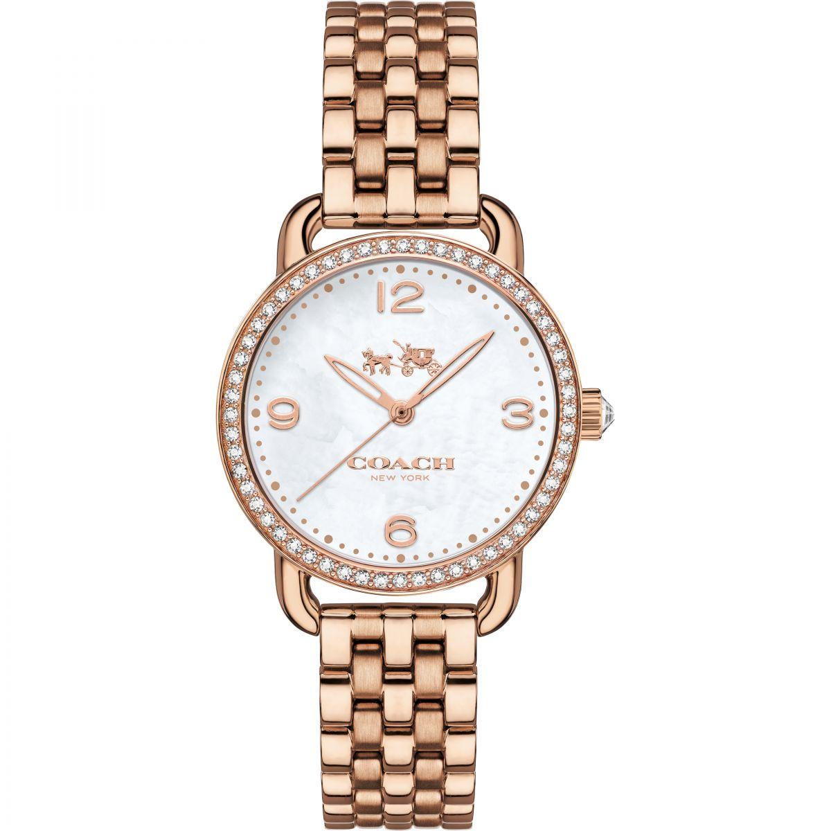Reloj coach mujer rosa