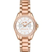 Coach Tristen Dameshorloge Rose 14502466