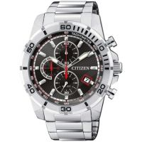 Mens Citizen Quartz Chronograph Watch