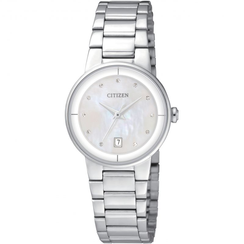 Ladies Citizen Quartz Watch EU6010-53D